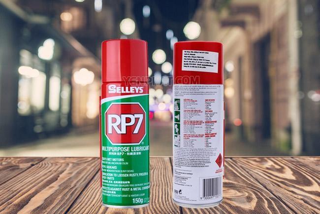 Chai xịt chống gỉ RP7 là gì?