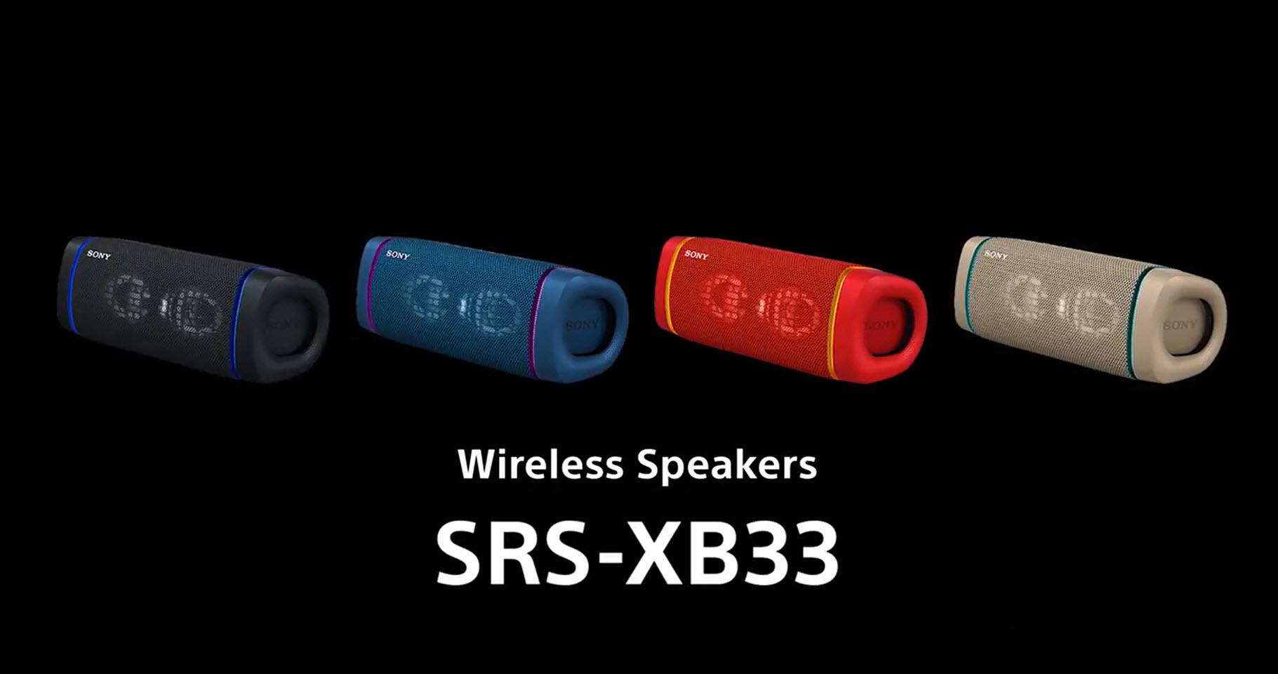 Có nên mua Sony Extra Bass SRS-XB33